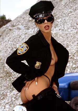 lesbische polizistin